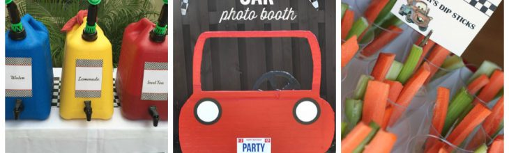 Cars 3 Party Ideas