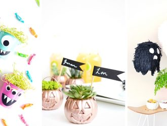 30+ Easy to Make Halloween Decor Ideas
