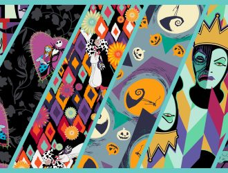 LuLaRoe Villains and The Nightmare Before Christmas Prints Are Here!
