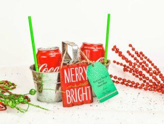 Merry Coke-Mas Gift