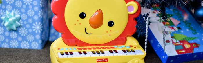 Fisher-Price Lion Piano Toy Review