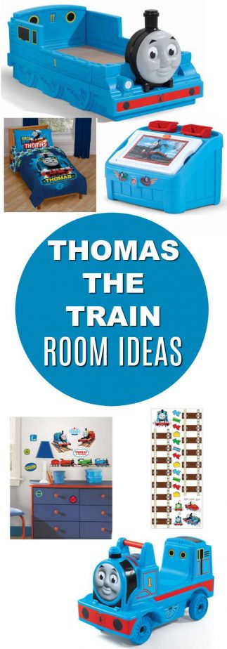 If Your Little One Is Wanting A Thomas The Train Room, Youu0027ll Want To Check  Out These Ideas Below!
