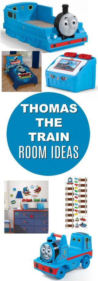 Thomas The Train Room Ideas