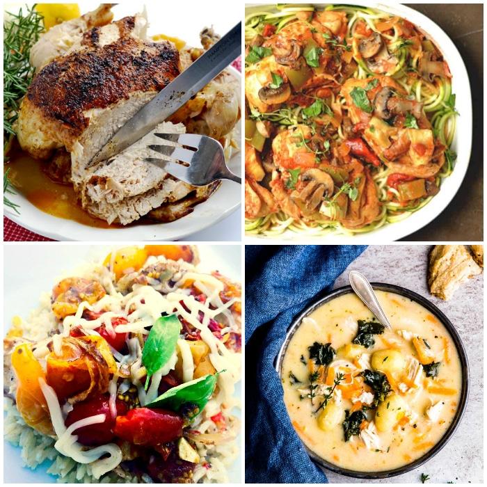 Instant Pot Chicken Recipes #instantpot #instantpotrecipes #chickenrecipes #instantpotchicken