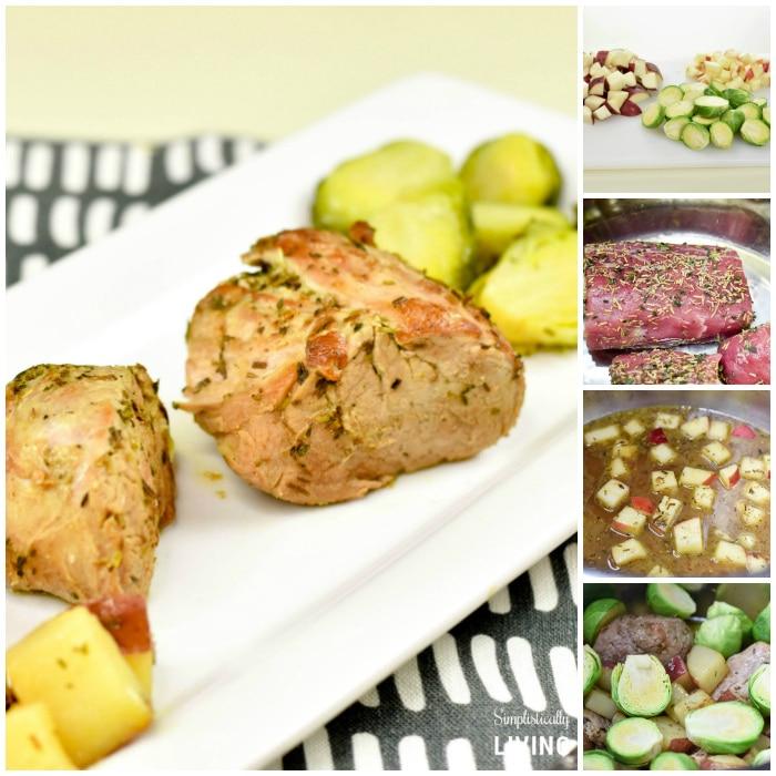Instant Pot Pork Tenderloin #instantpot #porktenderloin #instantpotpork #porkrecipes #simplerecipes