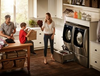 LG Released A New Twin Wash System And I have to Have it!