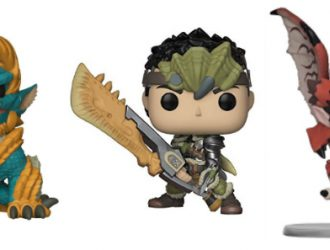 Monster Hunter Figures