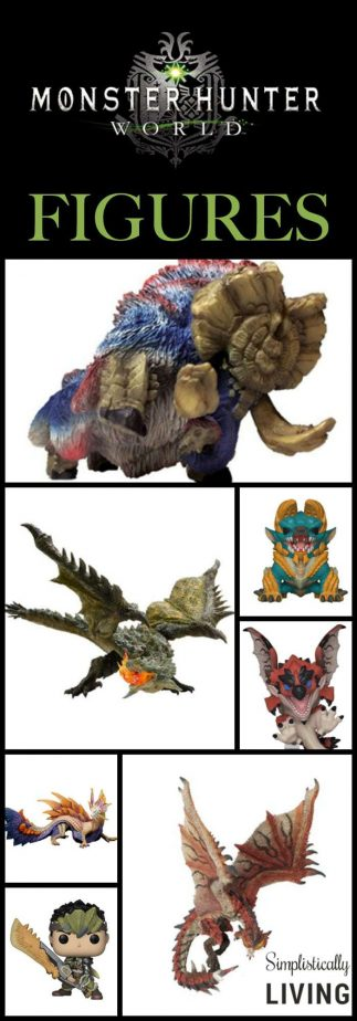 Monster Hunter Figures #monsterhunter #monsterhunterfigures #collectibles #toycollectors #collectorsgrade