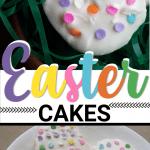 easter cakes homemade