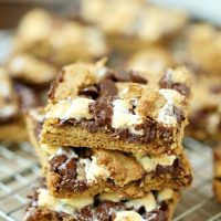 Simple S'mores Bars