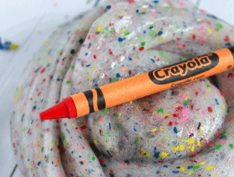 Crayon Slime