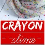 Crayon Slime with multiple shots