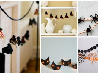 The Best Halloween Garlands