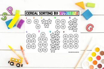 free cereal printable