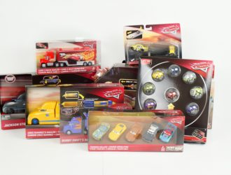 Cars 3 Gift Basket