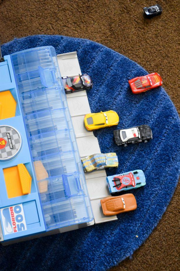 new mattel cars 3 toys