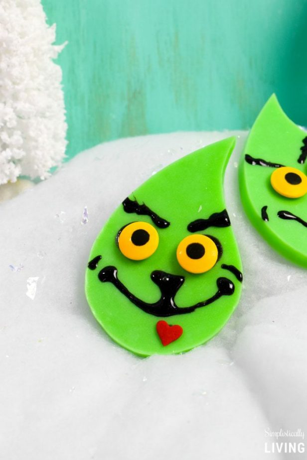 grinch soap