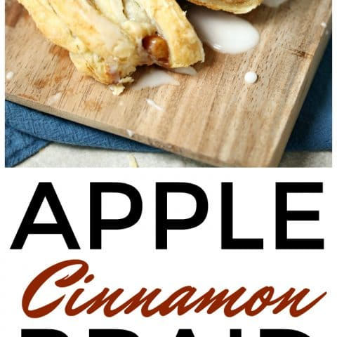 Apple Cinnamon Braid