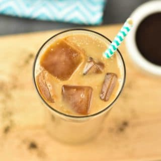 Butter Rum Iced Coffee