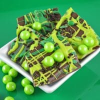 Minecraft Creeper Chocolate