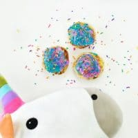 Unicorn Cinnamon Rolls