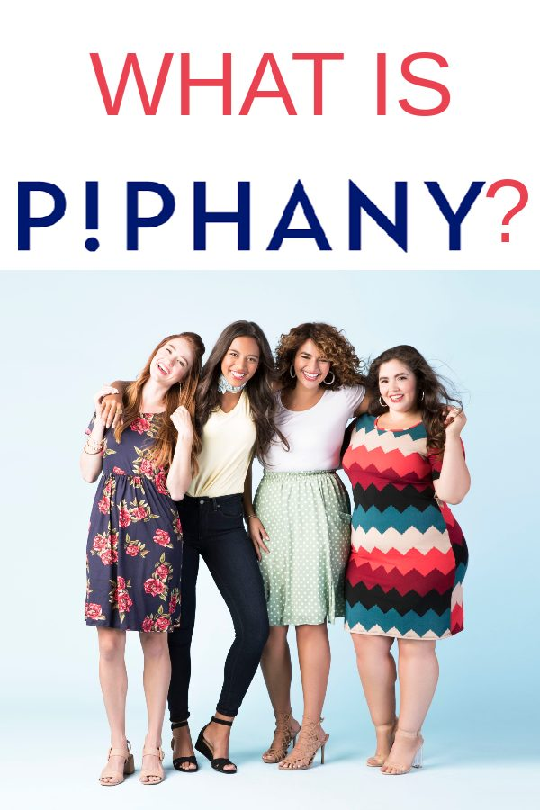 What is Piphany? Find out what Piphany clothing is all about! #piphany #piphanyclothing #phipanystylist #clothing #mlm | simplisticallyliving.com