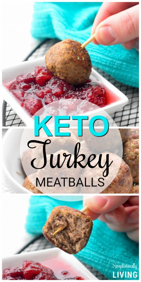 keto turkey meatballs
