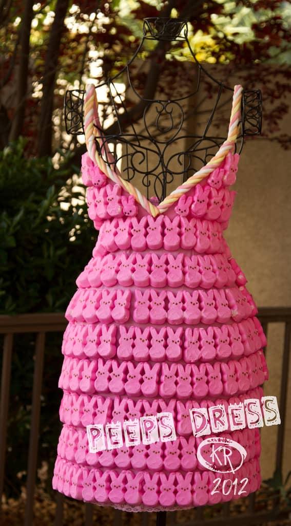 Make a Peeps Dress