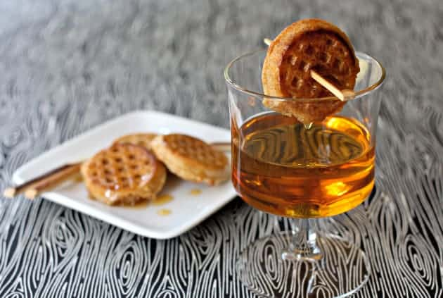 Waffle Cocktail Recipe