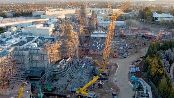 star wars galaxy edge construction