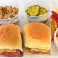Easy Slider Recipes: Simple Lunch Ideas for Kids