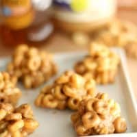 Peanut Butter Breakfast Bites