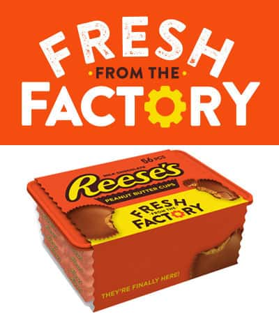 how to get fresh reese's every time
