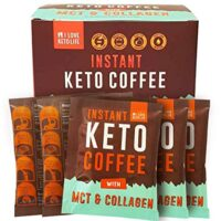 Instant Keto Coffee with Creamer