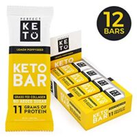 New! Perfect Keto Bar