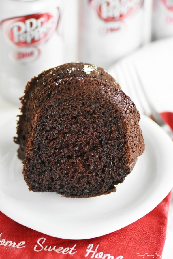 Two Ways to Make a Dr Pepper Cake Delicious