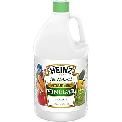 Use Vinegar To Clean The Dishwasher