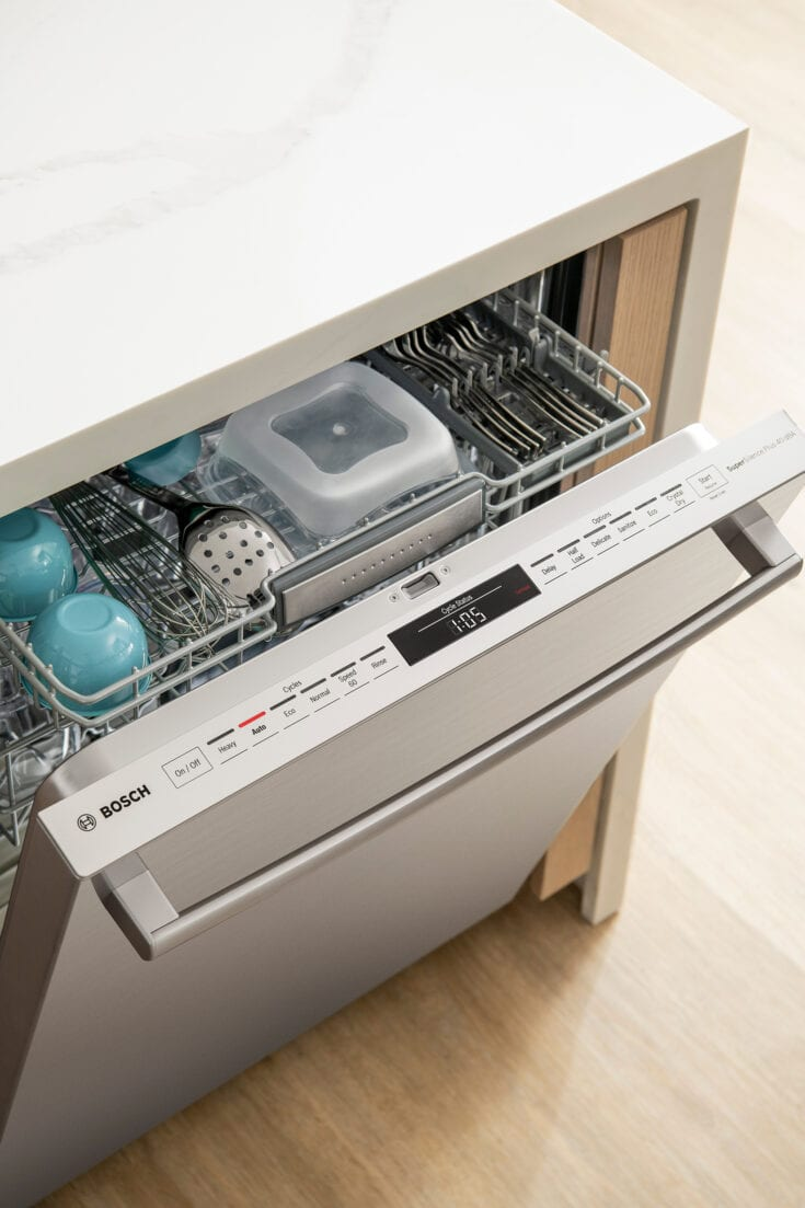Get A New Bosch 800 Series Dishwasher