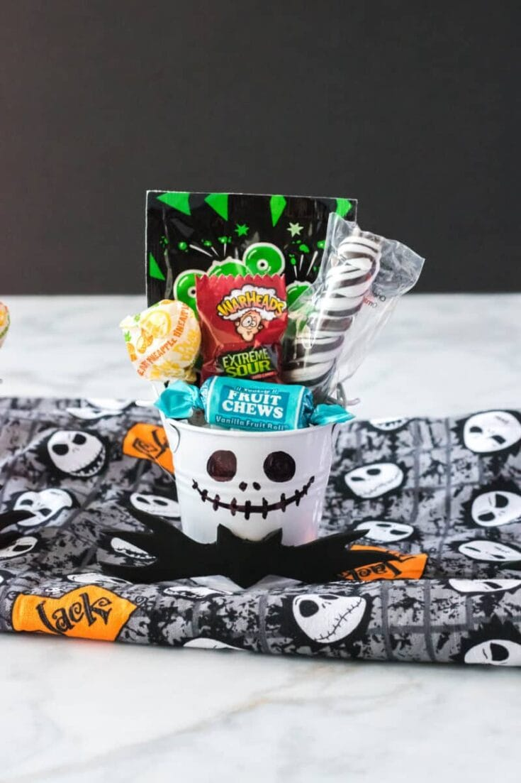 Jack Skellington Treat Cups (With Video)