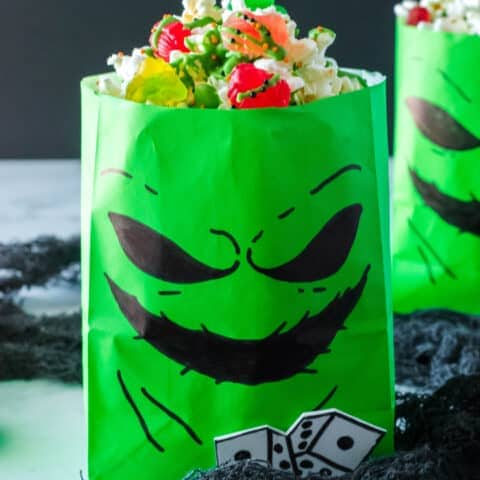 Oogie Boogie Treat Bags