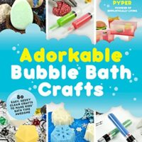 Adorkable Bubble Bath Crafts Book