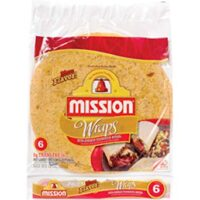 Mission, Sun-Dried Tomato Basil Wraps