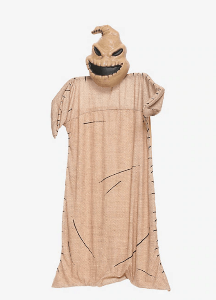 THE NIGHTMARE BEFORE CHRISTMAS OOGIE BOOGIE HANGING DECORATION