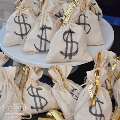 Robbers Money Bags