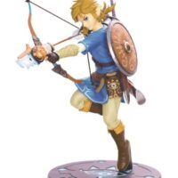 Breath of the Wild Link Statue Legend of Zelda