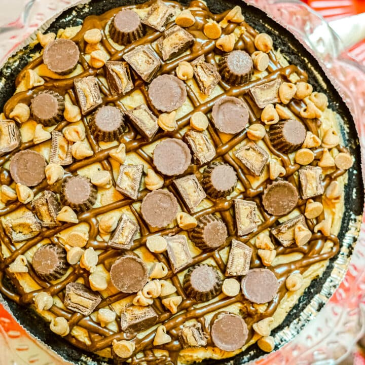 No-Bake Reese's Peanut Butter Pie