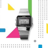 Casio Slim Vintage Watch
