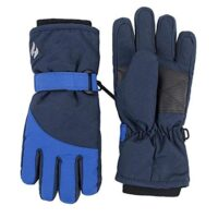 Heat Holders - Boys Waterproof Fleece Insulated Winter Thermal Ski Gloves