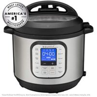 Instant Pot Duo Nova 6-Quart 7-in-1