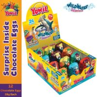 Yowie Surprise Inside Chocolate Egg